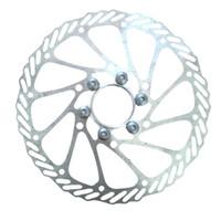 Pièces de bicyclette Rotors de frein de frein à double disque 160mm Rotor de frein de disque