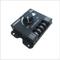 30A 12V24V DC dimmer LED interruptor brillo tira ajustador Light perilla del interruptor DC