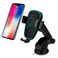 Wireless Car Charger Car Phone Mount Air Vent Fast Holder fo...