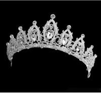 Nouvelle courroie de mariée Cadre de nacre Bijoux Bijoux Mariage Accessoires Garland Fille Coiffe Coiffe Coiffe 2020 Bling Bling Bling Bling