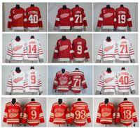 Detroit Red Wings Jersey Tyler Bertuzzi Dylan Larkin Classic Pavel Datsyuk Henrik Abdelkader Steve Yzerman Howe Hockey Stadium Series