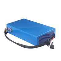 Ücretsiz kargo 3 tekerlekli elektrikli scooter pil paketi için 60 V 20AH Yüksek kaliteli lityum piller paketi için 650 W-1500 W motor ile Şarj