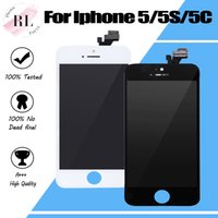 Tela lcd para iphone 5 5s 5c display lcd touch screen digitador completo tela completa frete grátis