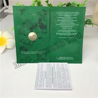 Profesyonel Ünlü Marka Yüz maskeleri Tedavi Losyon Nemlendirici Maske bir kutuda 6 adet Dropshipping 1 takım ePacket ücretsiz kargo