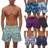 Erkekler Erkek Yüzme Kurulu Swim Şort Sandıklar Beachwear Yaz mayo Tatil yazdır