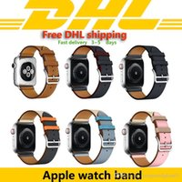 Free DHL Luxury Apple watch band For Apple Watch series 5 4 ...