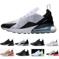2019 Designer shoes men women Nike 270 AIR MAX TN Cushion Sneakers Sports Designer para hombre Zapatillas Trainer Road Star BHM Iron Mujer Zapatillas de deporte Tamaño 36-45