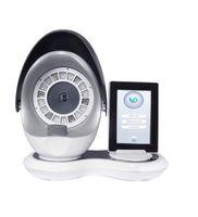 Analyseur peau lumière UV à puce portable caméra mini-analyseur d'humidité peau analyse tactile wifi