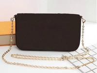 3e865def2 Nuevos bolsos de LUJO Moda mujer Diseñador bolsos de hombro Bolsos del bolso  de la marca