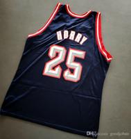 Campeão Faculdade Robert Horry Vintage personalizado Homens Juventude mulheres Vintage Basketball Jersey Tamanho S-4XL ou personalizado qualquer nome ou número de camisa