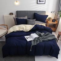 Designer Cama Comforters Define New Arrival Classical dobro tomou Cama Linings Concise Estilo Set cama capa do edredon fronha Tampa Bed