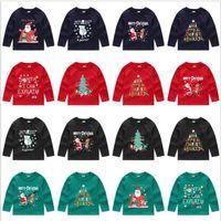 Kinder-Designer-Kleidung Weihnachten Under Hoodies beiläufige Mantel-Mode Jacken Langarm Outwear Sweatshirts Pullover Pullover Tops C6011