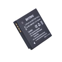 10 ST 1100 MAH DMW-BCK7 NCA-YN101G BCK7 Oplaadbare batterij voor Panasonic LUMIX DMC-FS28 DMC-FH2 DMC-FH4 FH5 FH6 FH25 FH27 FP5