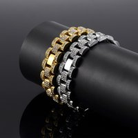 Fashion Men' s Hip Hop Men Jewelry Bling Bling Iced Out ...