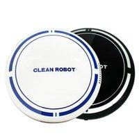 Robot otomatik ev ultra ince tembel akıllı temizleme makinesi USB şarj elektrikli süpürge hediye nesil DHC58 nakliye 30-35 gün