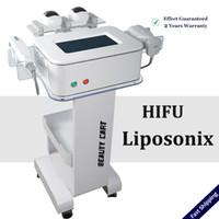 Ultrashape 지방 흡입 장치를 체결 525 샷 Liposonix 기계 전문 HIFU 리포 체지방 감소 제거 Liposonic 슬리밍 스킨