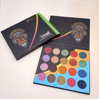 The wahala palette 20 Colors Eye shadow palette Glitter Shim...