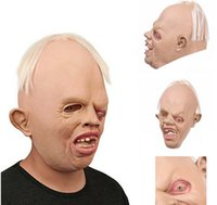 Wholesale- High Quality Horrible Monster Adult Latex Masks F...