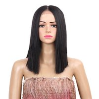 Brand new good quality women hair wig black and ombre color ...