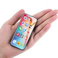 Originale Melrose 2019 Android 8.1 4G LTE Smartphone 3.4 '' Super Mini Telefono 3GB 32GB di impronte digitali Face ID 2000mAh cellulare PK S9 K15