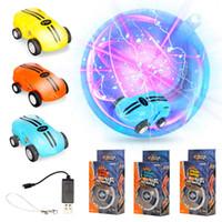 Bonis Elektro Laser Chariot Spielzeug, High Speed Racing Stunt Car, 360 ° Trudeln, Zwei-Gangschaltung, bunte Lichter, Boy Weihnachten Kid Geburtstags-Geschenke, 2-1