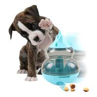 الحيوانات الأليفة الكلاب القطط السلطانية الطاعم البهلوان علاج الكرة التفاعلية الغذاء موزع تدريب الكلاب ممارسة لعبة الجراء وجبة خفيفة الطاعم اللعب