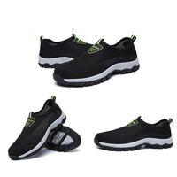 2020 NEUER Sommer Breahthable Jogging-Schuhe für Männer Laufschuhe im Freien Sport Turnschuh Selbst gemachte Marke Made in China Größe 39-44 wallking