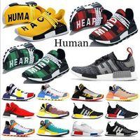 New NMD Human Race R1 BBC Infinite Arten Wissen Seele SUN CALM Solar-Pack-Hu Trail Männer Laufschuhe Pharrell Williams Frauen Sneaker Sneaker