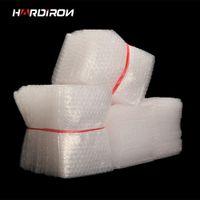 0.06mm ونيو التفاف مغلفات حقائب البلاستيك الأبيض المواد الحقائب فقاعة LDPE التعبئة وسائد هوائية فقاعة أسعار الجملة