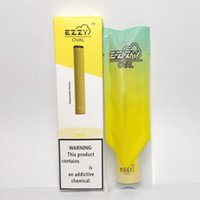EZZY OVAL Disposable Device Pod Kit 280mAh Battery 1. 3ml Car...