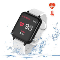 montre intelligente pour ios android téléphones intelligents bracelet montre sport SmartWatch IP67 étanche Tracker Fitness pour l'extérieur
