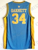 2b3e0271d New Arrival. Cheap wholesale kevin garnett  34 farragut admirals high  school jersey Customize any name number MEN WOMEN YOUTH basketball jersey