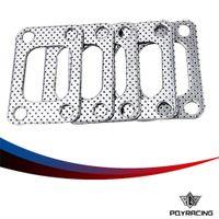 PQY-UNIVERSAL de Alumínio T2 T25 T25 TURBO PARA O VEDADOR GARATA 4 PARA CIMA NISSAN SKYLINE 200SX PULSAR PQY4955