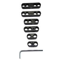 7 мм 8 мм авто делители ткацкие станки ремонт инструмент искры Plug профессиональный хромирование автомобиля полезный провод Сепаратор для Chevy для