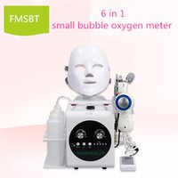 Five generations of 6 in 1 small bubble beauty equipment Cle...