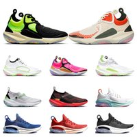 New Joyride Running Shoes For Men NEON GREEN HYPER PINK Bred...