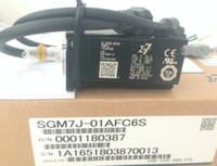 1 PC Original Yaskawa Servomotor SGM7J-01AFC6S Novo Na Caixa Frete Grátis Expedido