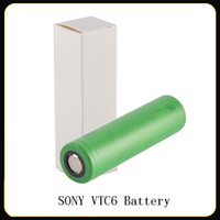 High Quality 18650 Battery VTC6 3000mah High Drain Discharge...