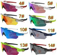 hombre de moda hombre fresco gafas conducción gafas de sol marca ciclismo deportes al aire libre sol gafas mujer anteojos ciclismo deportes envío gratis