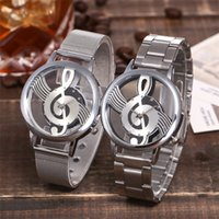 Hi_kenty Hot Sale Perspective Notes Watch Double- sided Hollo...