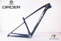 MTB bike full carbon fiber frame mountain carbon bike frame ...