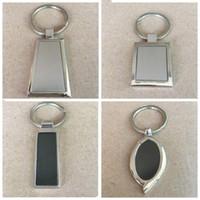 Kişiselleştirilmiş Paslanmaz Çelik Anahtarlık Yaratıcı Araba Anahtarlık İş Reklam Promosyon İçin LXL924Q anahtarlık Özel Metal Blank Etiketi