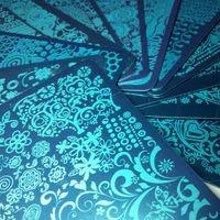 12p جيم الزهور فراشة ريشة الطاووس الجنية كاملة تصاميم كبيرة مسمار الفن ختم XL كبير ختم صورة طبق الفرنسية زهرة طباعة قالب DIY