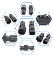 4-poliger elektronischer Kfz-Stecker und -Buchsen Typ 7814