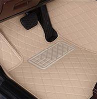 Nach Maß Auto-Fußmatten für Kreuzer Toyota Land Prado Toyota Camry Blumenkrone prius CH-R Sienna RAV4 CROWN Autozubehör