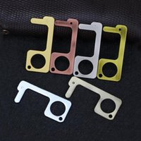 Elevator button non- contact tool safety door handle zinc all...