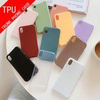 Trunk-Telefon-Kasten für iPhone 11 Pro XS Max rückseitige Abdeckung für Huawei Honor 8A 8X 9X 10 Lite 10i Y6 2019 Skin Silikon-Telefon Coque
