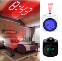 Multi- Function Projection Clock Led Colorful Backlight Elect...
