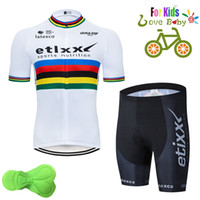 2019 Quick Step for Children Cycling Jersey Sets Children Sh...