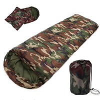 DHL Free New Sale High quality Cotton Camping sleeping bag, 1...